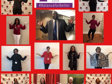 Creating a #BalanceforBetter