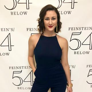 54 Below - Off The Line Cabaret 2018