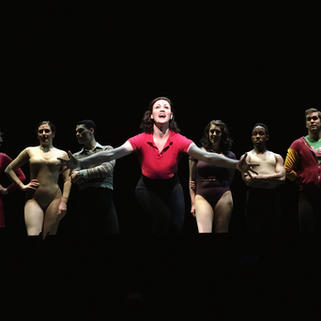 A Chorus Line - Bebe - National Tour 2018