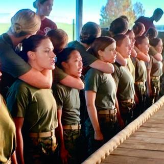 Megan Leavey Film - Female Recruit