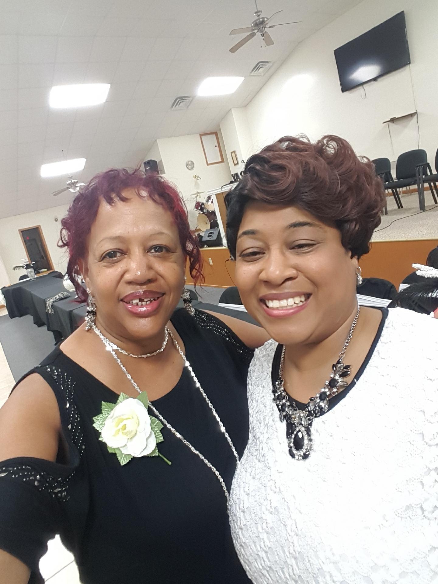 Pastor Anniversary Banquet