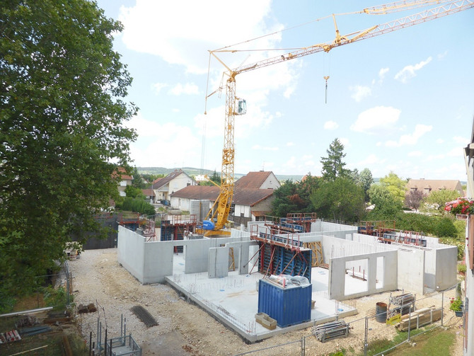 Extension des Primevères : reprise des travaux le lundi 29 août 2016