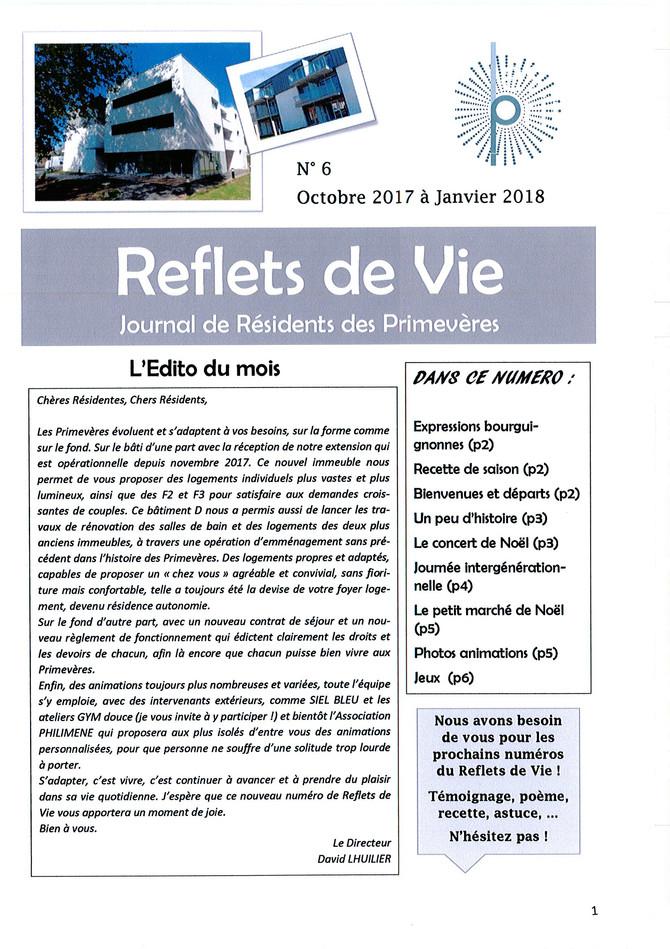Reflets de Vie - N°6