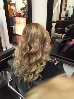 Long Hair Curls