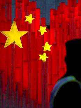 中国的侵略性挑战美国的统治
