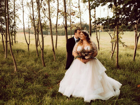 Intimate and Magical at Mount Druid: Roslyn & Andy