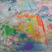 "Secret Painting Series: ""Road"""