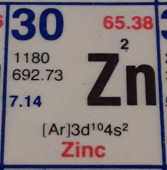 Zinc for the Win!