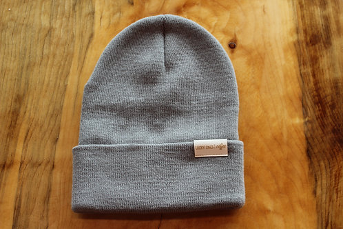 Rolled Beanies