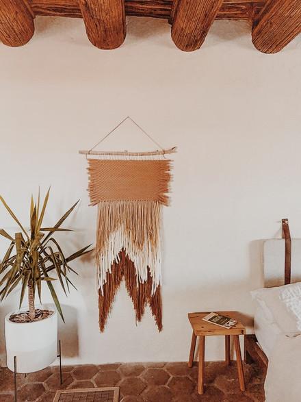 The Joshua Tree House Weaving