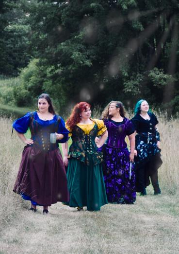 The Harlot Queens