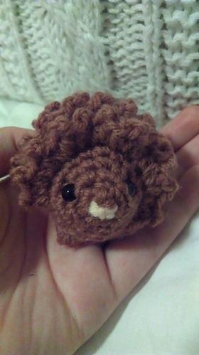 Harrison the Hedgehog