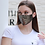 Thumbnail: Chunlin Glitzer & Pailetten Stoffmaske (waschbar)