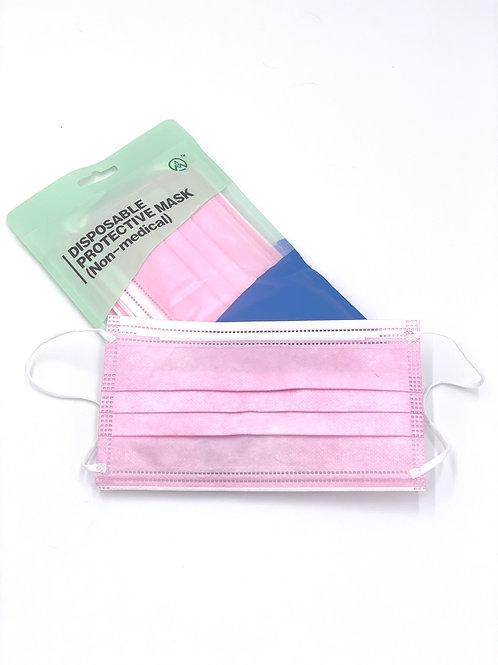 Henan  Hygienemasken in ROSA speziell geeignet für Brillenträger