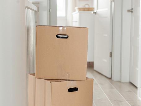4 trucs pour réussir son déménagement en 4 semaines