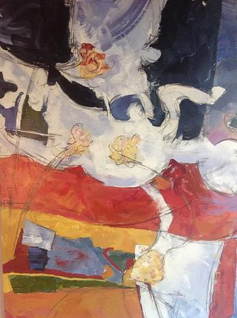Roger Strassman Abstract 19