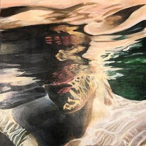 """Elyse Wafula, """"Submerged"""""""