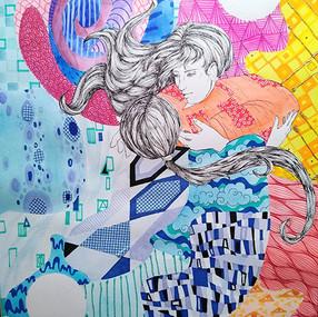 "Sophia Sprague, ""Moonrise"""