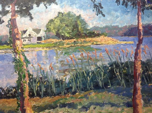 Roger Strassman Landscape 62