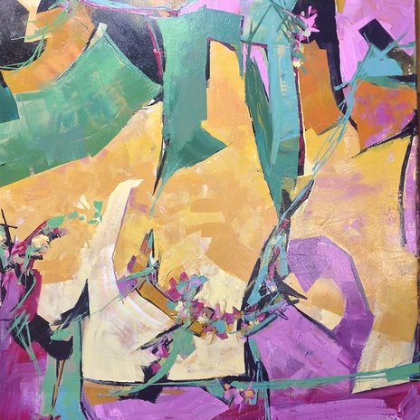 Roger Strassman Abstract 36