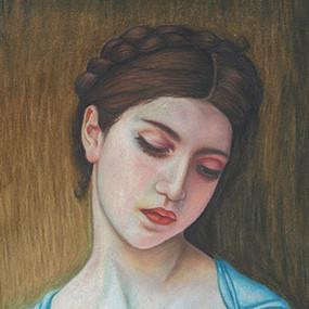 """Elisia Zadravec """"After Bouguereau"""""""