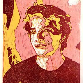 "Christian Bechmann, ""Self-Portrait"""