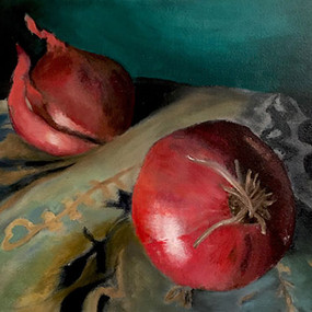 """Victor Coleman, """"Landscape with Onions"""""""