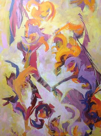 Roger Strassman Abstract 3