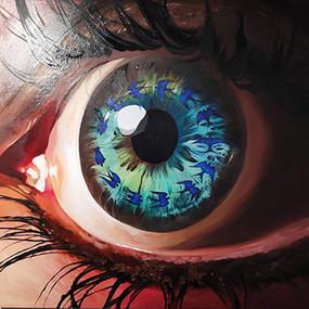 "Yaroslava Titarchuk, ""Eye catching"""