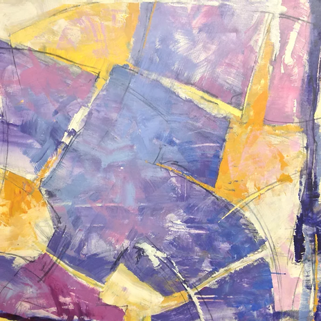 Roger Strassman Abstract 35
