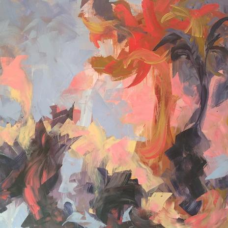 Roger Strassman Abstract 9