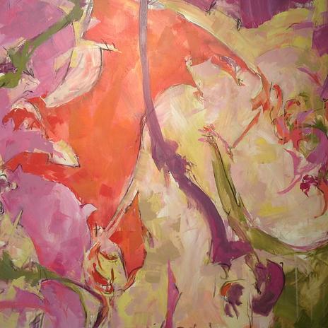 Roger Strassman Abstract 10