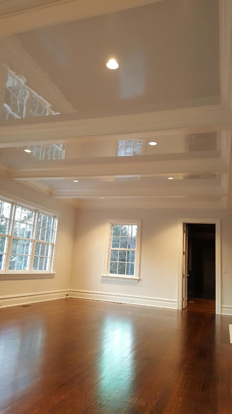 High Gloss Ceiling
