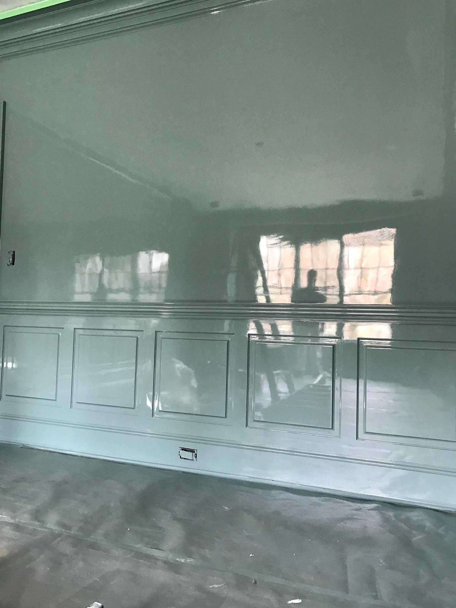 High Gloss Room