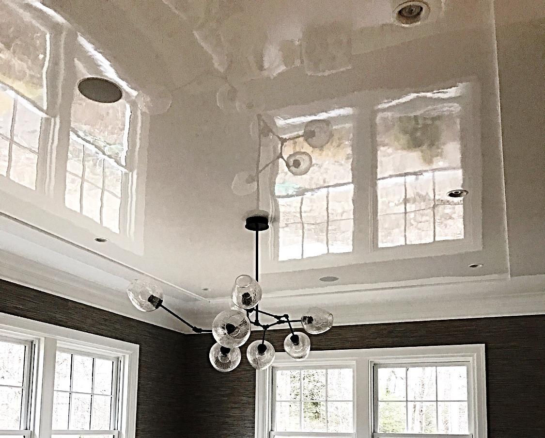 High Gloss Ceiling