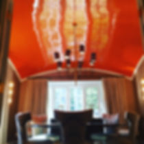 lacquered-ceiling
