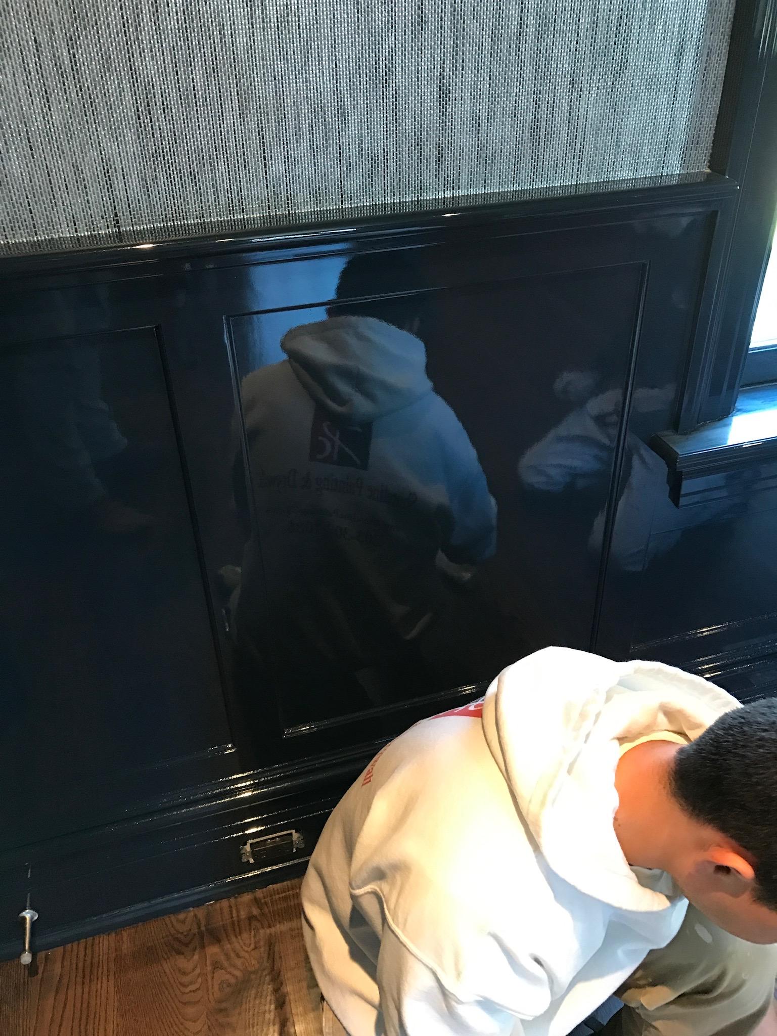 High Gloss Paneling
