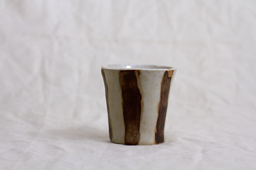 Stripe Coffee Tumbler