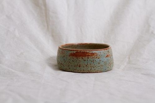 Mint Pebble Bowl Wide
