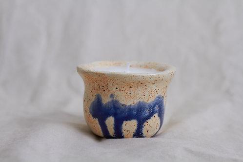 Blue Melt Candle