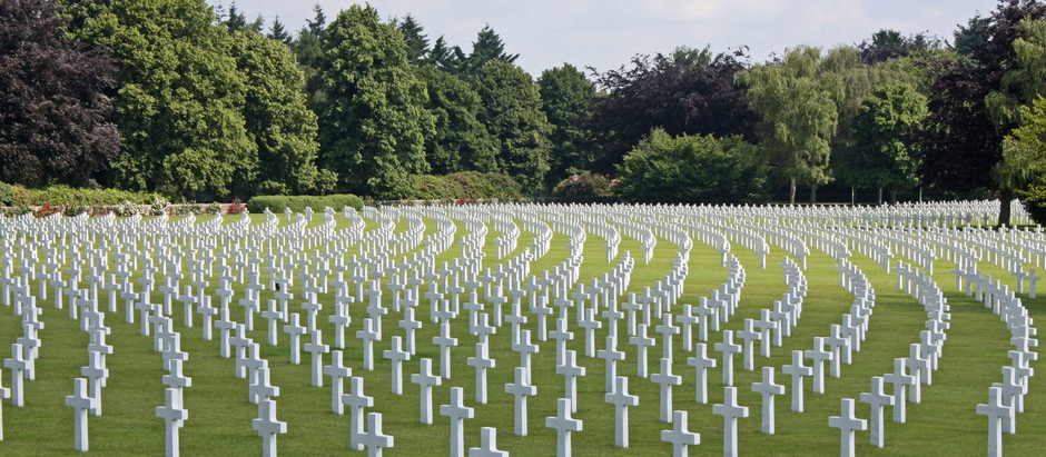 Memorial Day,  Lest we forget...