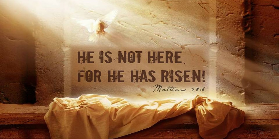 11 am  Easter Sunday - Holy Communion with Father Scott