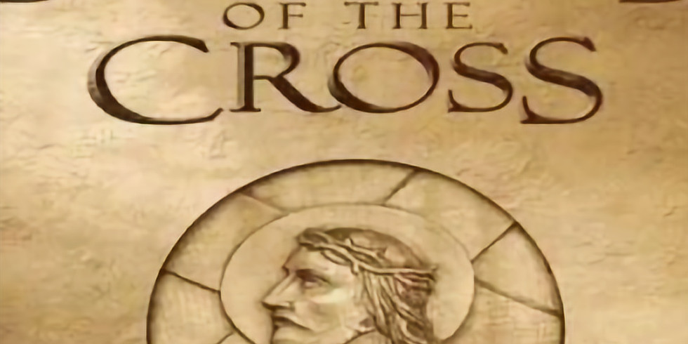 Stations of the Cross  followed by a light dinner