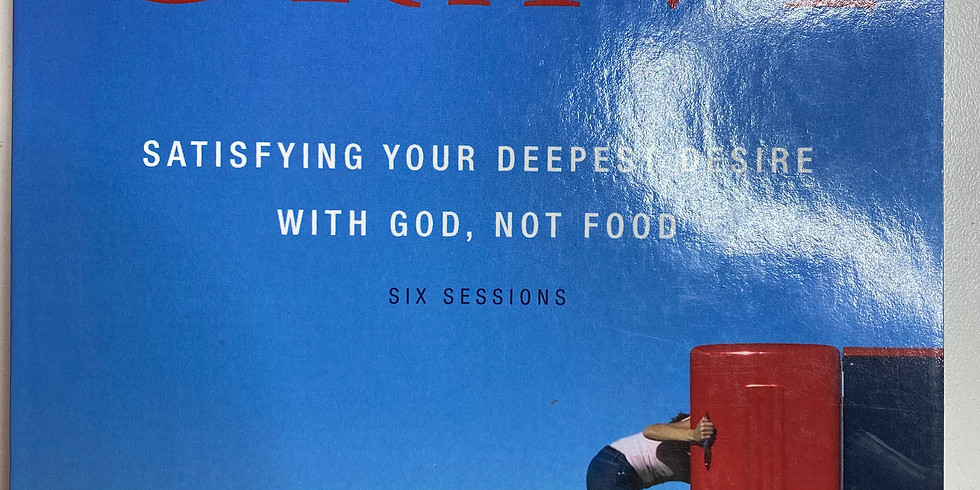 Women's Bible Study - 'Made to Crave  - Satisfying Your Deepest Desire with God, Not Food  (1)