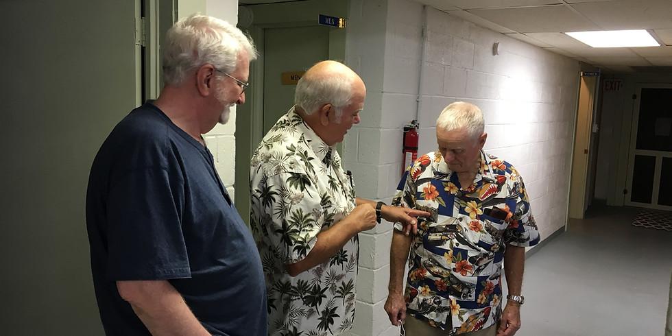 Men's Group Meeting