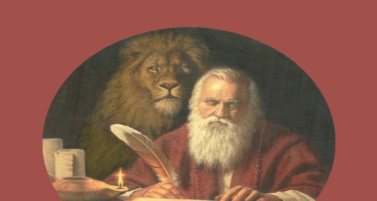 St. Mark the Evangelist                                  and The Third Sunday in Easter
