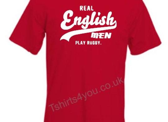 Real English Men
