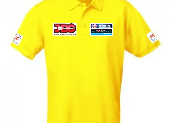 JDC dart academy polo shirt
