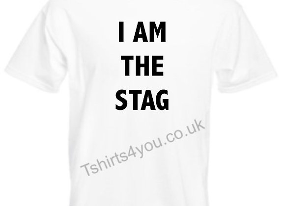 I am the stag