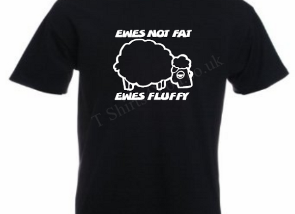 Ewes not fat